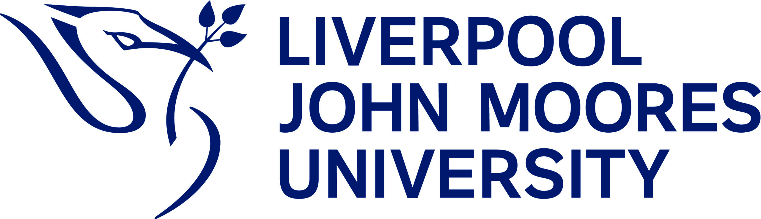 Liverpool John Moores University – live postgraduate Q&As – 15th and 16th June 2021 Logo