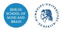 Berlin School of Mind and Brain Logo