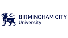 Birmingham City University – Postgraduate Open Day – Saturday 29 June 2019 Logo