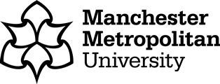 Manchester Metropolitan University – Virtual Open Days – 17th – 21st May 2021 Logo