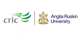 Cambridge Ruskin International College (CRIC) – An Associate College of Anglia Ruskin University Logo